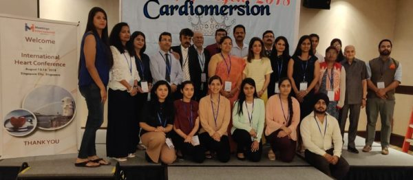 International Heart Conference, Singapore Award Ceremony